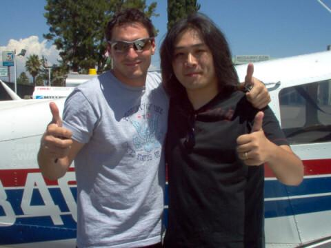 Das Dream Team von Crush 40 - Johnny Gioeli & Jun Senoue